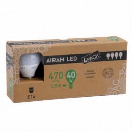 LAMPADA LED SFERA  E14 W5