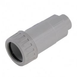 GIUNTO STAGNO TUBO mm 16 GUAINA mm 12 Pz 2