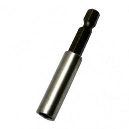 """PORTAINSERTI MAGNETICO mm 60 1/4""""       ALTE 04291"""