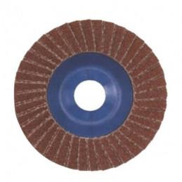 DISCO LAMELLE CORINDONE 115 f22 gr120  03645 EXCEL