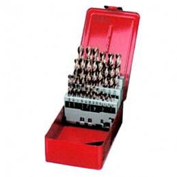 PUNTE HSS BOX METALLO Sr Pz 19 mm 1/10 A002 DORMER