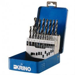 PUNTE HSS BOX METALLO Sr Pz 19 mm 1/10       KRINO