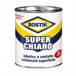 ADESIVO SUPERCHIARO BARATTOLO g 750         BOSTIK