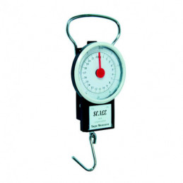 BILANCIA C/GANCIO ANALOGICA  kg 22