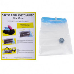 SACCO ABITI SOTTOVUOTO            60x50 XTRA 06084