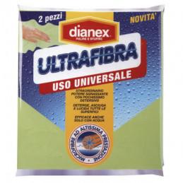 PANNO MICROFIBRA USO UNIVERSALE  Pz 2 36x40 DIANEX