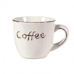 TAZZA CAFFE CERAMICA COFFEE      Pz 6 BELLINTAVOLA