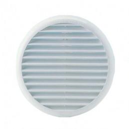 GRIGLIA PLASTICA TONDA RETE mm 150  foro 121