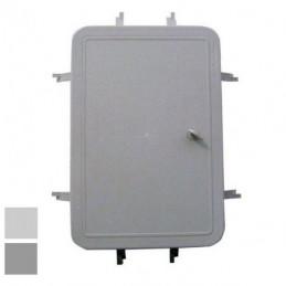 SPORTELLO ISPEZIONE ABS mm 300x300  grigio