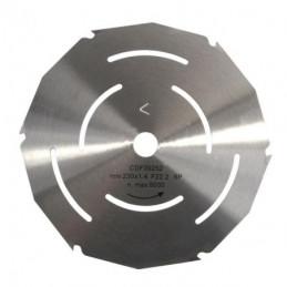 LAMA CIRCOLARE SUPERCUT 230 mm 230x1