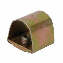 ANELLO FALCI 2 VITI manici ferro mm 40x40