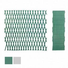 TRALICCIO PLASTICA BIANCO m 3x1