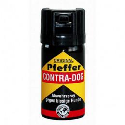 AUTODIFESA SPRAY CONTRA DOG ml 40          DEFENCE