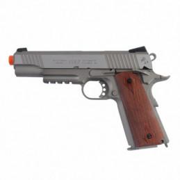 PISTOLA ARIA COMPRESSA COLT 1911 RAIL GUN  DEFENCE